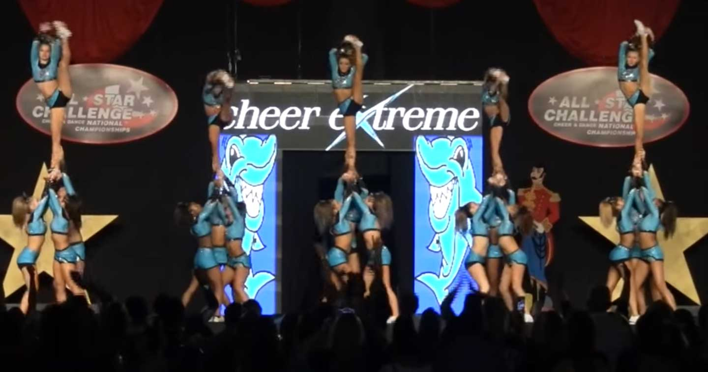 Welcome to Cheer Extreme Allstars - Cheer Extreme Allstars