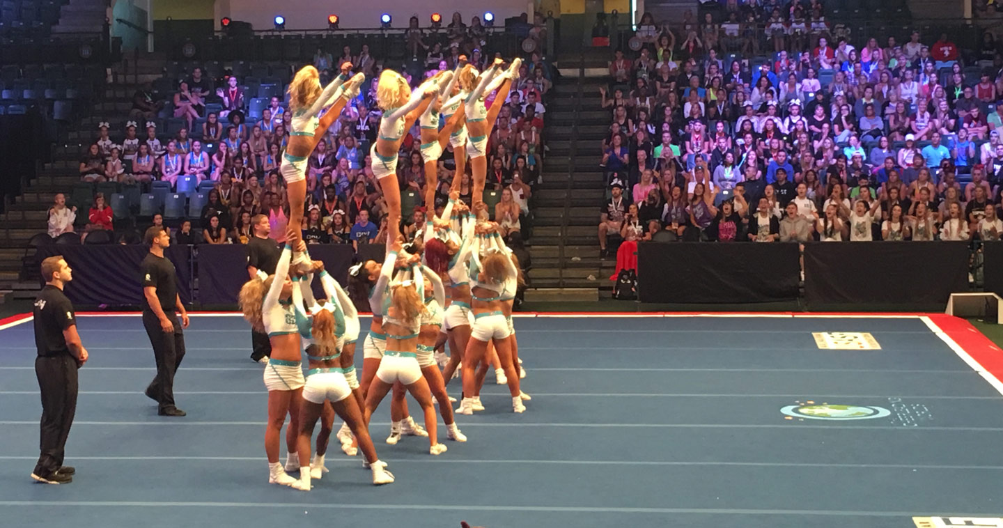 Cheer Extreme Raleigh - 521 Photos - 77 Reviews - Sports ...