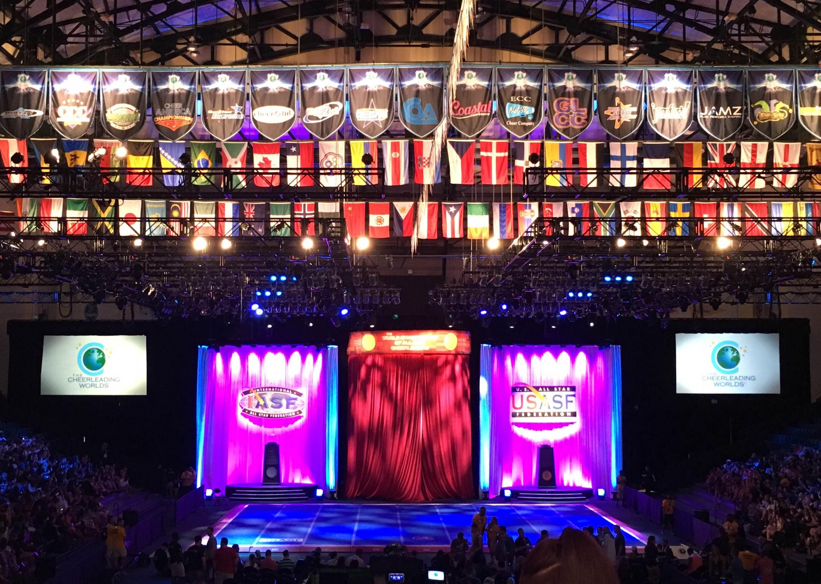USASF Cheerleading Worlds 2016 Results