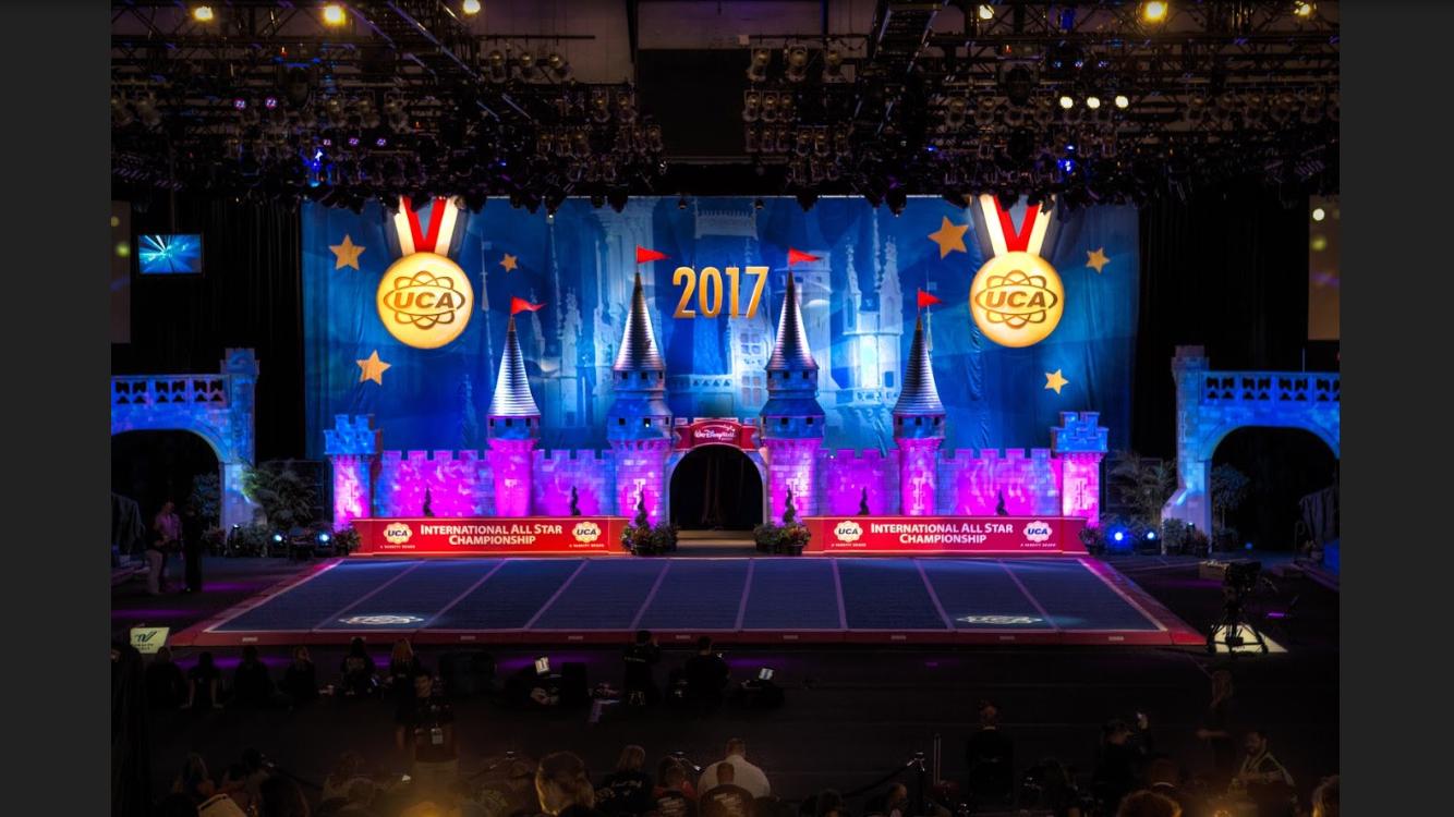 UCA International All Star Championship 2017 - Cheer Theory